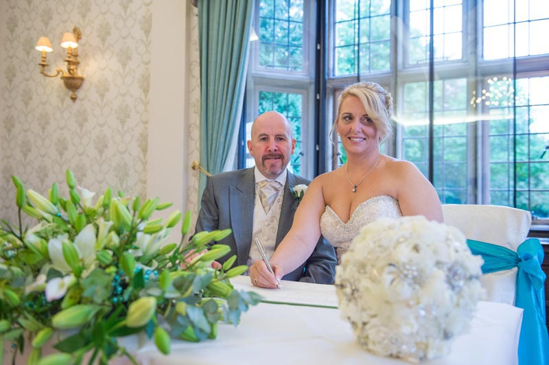 Angela & Mike, Dunchurch Park Hotel